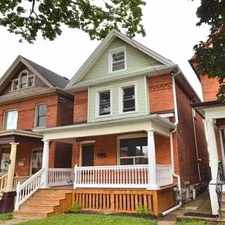 Rental info for 17 Gladstone Avenue in the Hamilton area