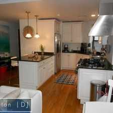 Rental info for 21 Charter Street in the North End area