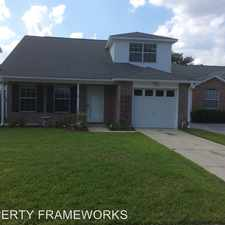 Rental info for 5377 FLINTWOOD CIR in the Pensacola area