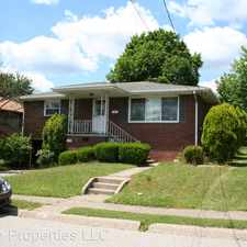 Rental info for 125 Capitol Drive in the Steubenville area