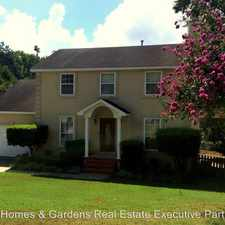 Rental info for 4104 Mansfield Place in the Evans area