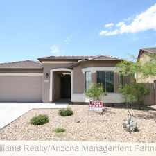 Rental info for 18140 W Desert Ln