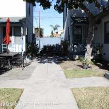 Rental info for 5611 E 2nd St in the Long Beach area