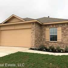 Rental info for 609 Brashear Lane in the Cedar Park area