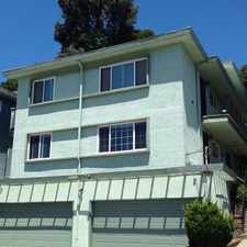 Rental info for 4800 Daisy St in the Redwood Heights area