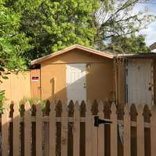 Rental info for 4910 68th St N in the 33710 area