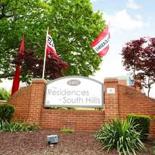 Rental info for Residences of South Hills in the Baldwin area