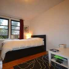 Rental info for 6th Ave & Prince St in the New York area