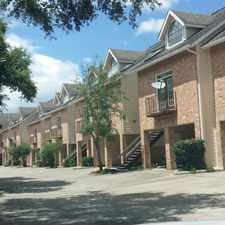 Rental info for Arbor Point in the Houston area