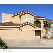 Rental info for 6520 Calle Placido Drive