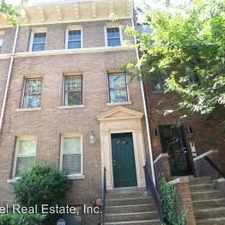 Rental info for 1738 T Street, NW #2 in the U-Street area