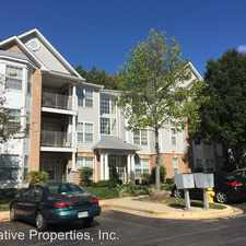 Rental info for 2024 Governor Thomas Bladen Way #102