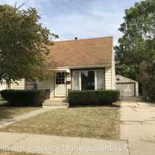Rental info for 5020 N 63rd Street in the Hampton Heights area