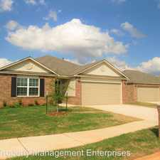 Rental info for 3529 SE 94th St in the Oklahoma City area