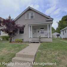 Rental info for 3217 17th Ave
