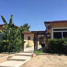 Rental info for 5152 San Bernardino St in the Montclair area