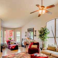 Rental info for Beautifully UPDATED Home In DESIRABLE DESERT RI...