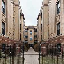Rental info for 4333 North Troy Street #2W in the Albany Park area