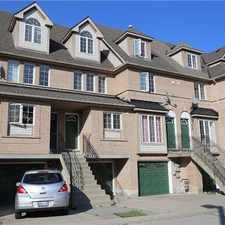 Rental info for 80 Strathaven Drive #71 in the Brampton area