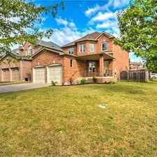 Rental info for 46 Falling River Drive in the Vaughan area
