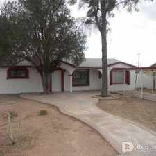 Rental info for $900 3 bedroom House in Pima (Tucson)
