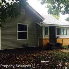 Rental info for 209 E. Park in the Pittsburg area