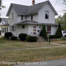 Rental info for 1232 E. Madison in the Belvidere area