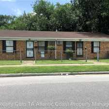 Rental info for 3601 Gosnold - 3601 Gosnold - unit B in the Park Place area