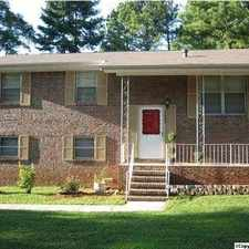 Rental info for 3804 Sparkman Drive 35810