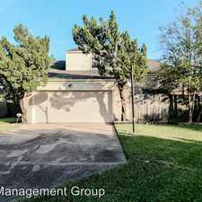 Rental info for 2202 Sunset Trl in the Sugar Land area