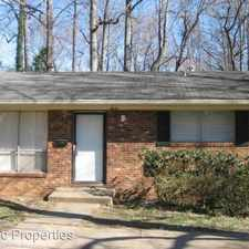 Rental info for 4641 Highlake Dr in the Eastway area