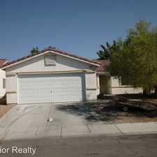 Rental info for 3110 MEADOW FLOWER AVE. 9 D - MEAD in the North Las Vegas area