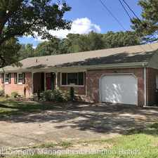 Rental info for 206 Jarvis Road in the Chesapeake area