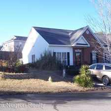 Rental info for 341 Alex Ln in the Augusta-Richmond County area