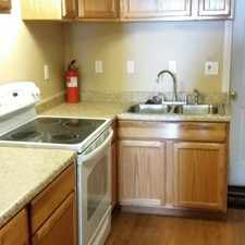 Rental info for One Bedroom Hardwood Floors Central air Secure Building Cozy apartment ready to rent already wired for cable and WIFI in the Baltimore area