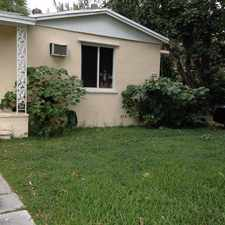 Rental info for 5757 Sw 58th Terrace in the Coral Gables area