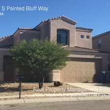 Rental info for 17015 S Painted Bluff Way