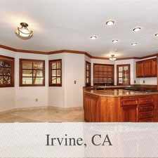 Rental info for House In Quiet Area, Spacious With Big Kitchen in the Irvine area