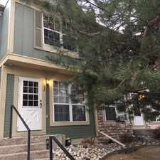 Rental info for 2 Bed / 2. 5 Bath - Amazing Townhome in the Utah Park area
