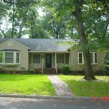 Rental info for House For Rent In Tallahassee.