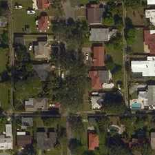 Rental info for Rarely Available Home In Miami Springs. in the Hialeah area