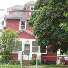 Rental info for 249 Lincoln Ave in the 19th Ward area
