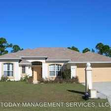 Rental info for 5319 NW South Lanett Circle