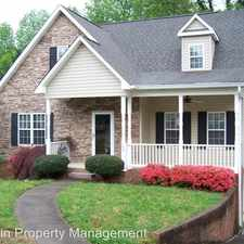 Rental info for 160 Miller Crossing Ct. in the Ardmore area