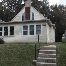 Rental info for 1933 Adams Street in the Martindale - Brightwood area