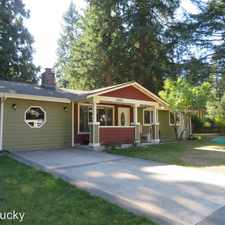 Rental info for 19665 NE 179th St. in the Cottage Lake area