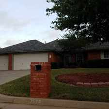 Rental info for 8529 Willow Creek Blvd in the 73162 area