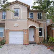 Rental info for SW 154th Ave & SW 119th St