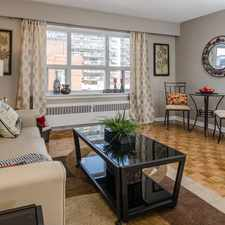 Rental info for Warren Arms Apartments in the Gatineau area