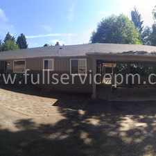 Rental info for 4801 S. 168th St. in the Tukwila area